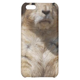 Caso fresco del iPhone del perro de las praderas