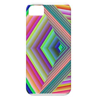 Caso fresco travieso de Barely There del iPhone 5  iPhone 5 Case-Mate Coberturas