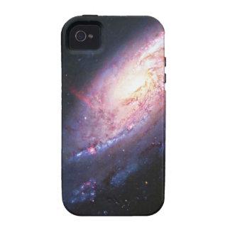 "Caso ""GALAXIA PÚRPURA "" de Iphone 4/4S Case-Mate iPhone 4 Carcasa"
