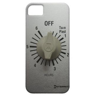 Caso Geeky divertido del iPhone 6 del interruptor Funda Para iPhone SE/5/5s