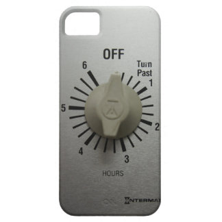 Caso Geeky divertido del iPhone 6 del interruptor iPhone 5 Carcasa