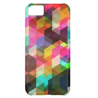 Caso geométrico abstracto del iPhone