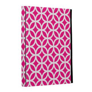Caso geométrico del iPad de las rosas fuertes