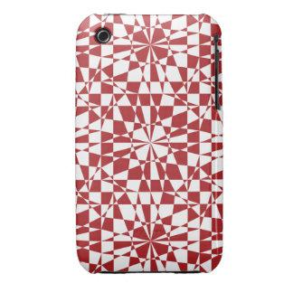 Caso geométrico del iPhone 3 del modelo Funda Bareyly There Para iPhone 3 De Case-Mate