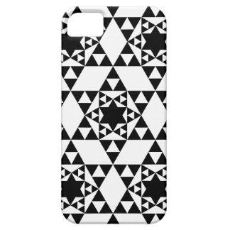 Caso geométrico del iPhone 5 del modelo Funda Para iPhone SE/5/5s