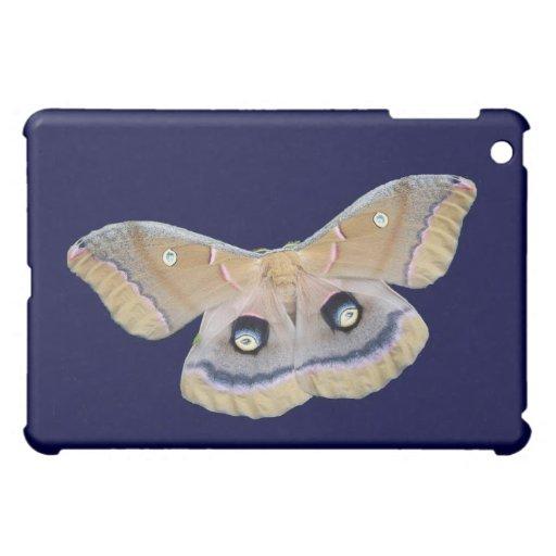 Caso gigante del iPad de la polilla de seda