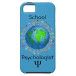 Caso global del iPhone 5 de los niños del psicólog iPhone 5 Carcasa