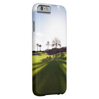 Caso Golfing del iPhone Funda De iPhone 6 Barely There