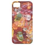 Caso gomoso del iPhone del oso iPhone 5 Case-Mate Fundas