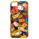 caso gomoso del protector de los osos del iPhone 5 iPhone 5 Funda