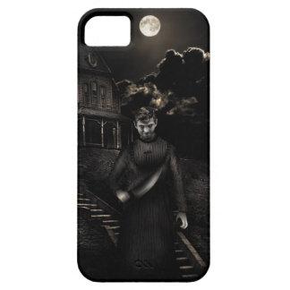 Caso gótico 5/5S del iPhone iPhone 5 Protector