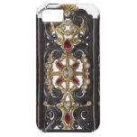 ¡caso gótico Bejeweled $100K iPhone5! iPhone 5 Fundas
