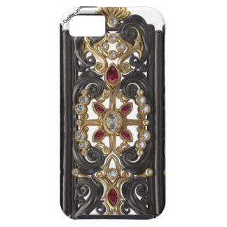 ¡caso gótico Bejeweled $100K iPhone5! iPhone 5 Funda