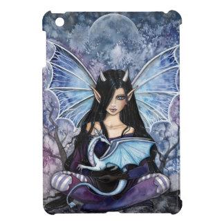Caso gótico del iPad del arte de la fantasía de la
