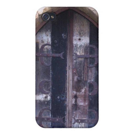 Caso gótico del iphone 4 de la entrada iPhone 4/4S carcasas