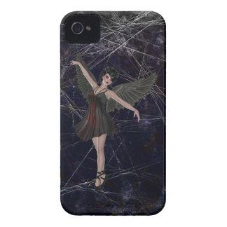Caso gótico del iPhone 4 del ángel Case-Mate iPhone 4 Cárcasas