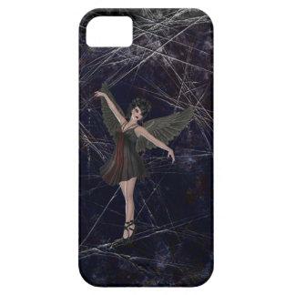 Caso gótico del iPhone 5 del ángel iPhone 5 Case-Mate Protector