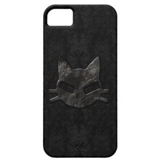 Caso gótico del iPhone 5 del mún negro del gatito iPhone 5 Case-Mate Protector