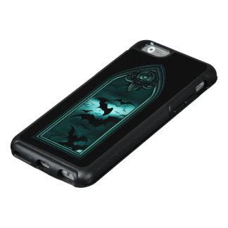 Caso gótico del iPhone 6 de OtterBox de la ventana Funda Otterbox Para iPhone 6/6s