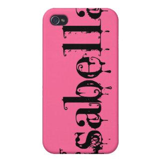 Caso gótico del iPhone de Isabel iPhone 4 Cárcasas