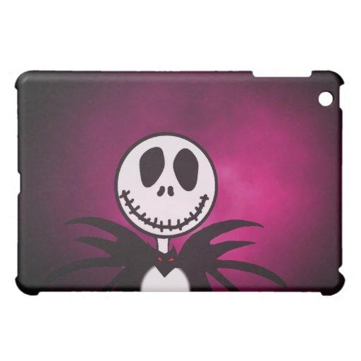 Caso gótico rosado del iPad