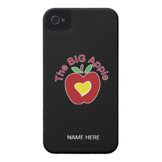Caso grande de Barely There del iPhone 4 de Apple iPhone 4 Cárcasas