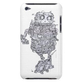 Caso grande de Chris IPod iPod Case-Mate Cobertura