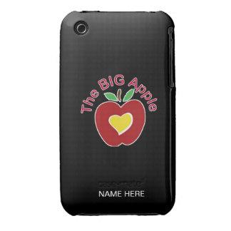 Caso grande del iPhone 3G/3GS Barely There de Appl Case-Mate iPhone 3 Cárcasa