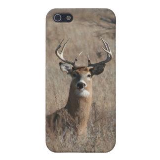 Caso grande del iPhone 5C de Camo de los ciervos iPhone 5 Funda