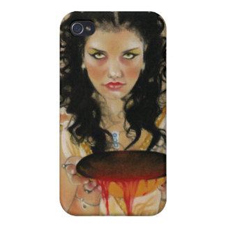 Caso griego de Iphone de la diosa de Circe iPhone 4/4S Funda