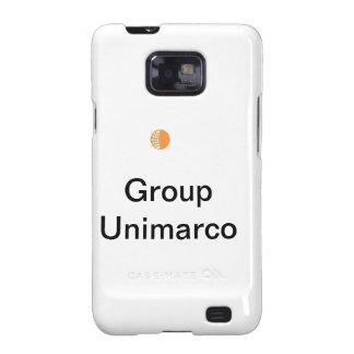 Caso GU-Móvil Samsung Galaxy S2 Fundas