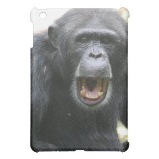 Caso hablador del iPad del chimpancé