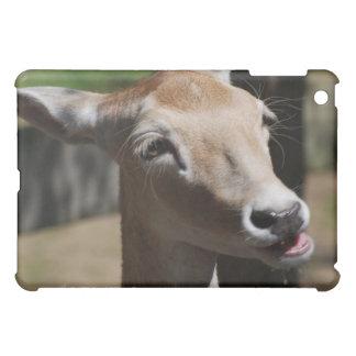 Caso hambriento del iPad de los ciervos