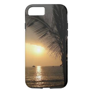 Caso hawaiano de la puesta del sol funda iPhone 7