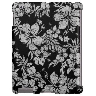 Caso hawaiano del iPad de Pareau del hibisco Funda Para iPad