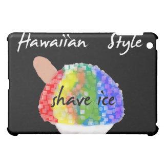 Caso hawaiano del iPad del hielo del afeitado del