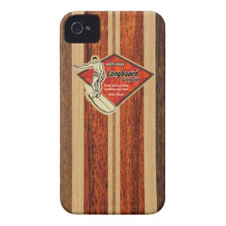 Caso hawaiano del iPhone 4 de la tabla hawaiana de iPhone 4 Carcasas