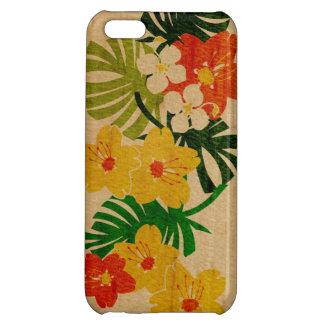 Caso hawaiano del iPhone 5 de la tabla hawaiana