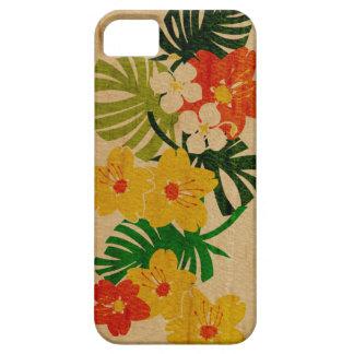 Caso hawaiano del iPhone 5 de la tabla hawaiana iPhone 5 Carcasas