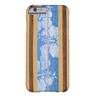 Caso hawaiano del iPhone 6 de la tabla hawaiana de Funda De iPhone 6 Barely There