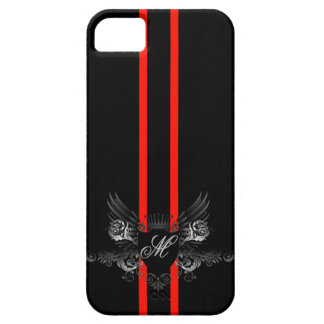 Caso heráldico del iphone 5 de la elegancia funda para iPhone SE/5/5s