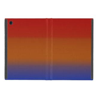 Caso hermoso de Ipad de los colores. Uno de una cl iPad Mini Protector