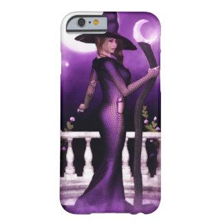 Caso hermoso de la brujería funda barely there iPhone 6
