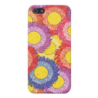 Caso hermoso del iPhone 4 de la tela de Speck® de  iPhone 5 Protector