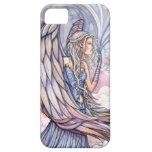 Caso hermoso del iPhone 5 del ángel iPhone 5 Case-Mate Cárcasas