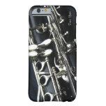 Caso hermoso del iPhone 5 del Clarinet