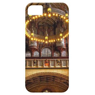 Caso hermoso del iPhone 5 del órgano de la iPhone 5 Case-Mate Protectores