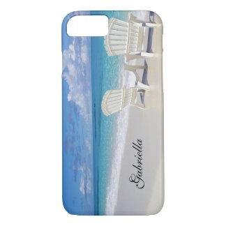 Caso hermoso del iPhone 7 de la playa Funda iPhone 7