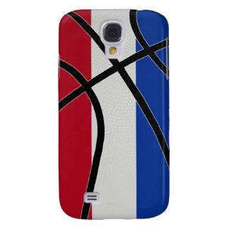 Caso holandés del iPhone 3G/3GS del baloncesto Funda Para Galaxy S4