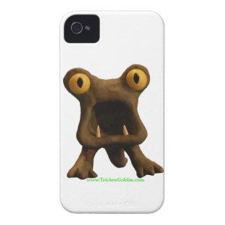 Caso horrible del iPhone 4/4s del monstruo iPhone 4 Case-Mate Fundas